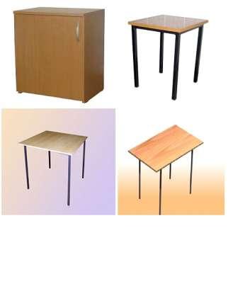 Столы обеденные в Шатуре