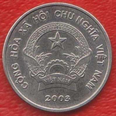 Вьетнам 200 донг 2003 г. в Орле Фото 1