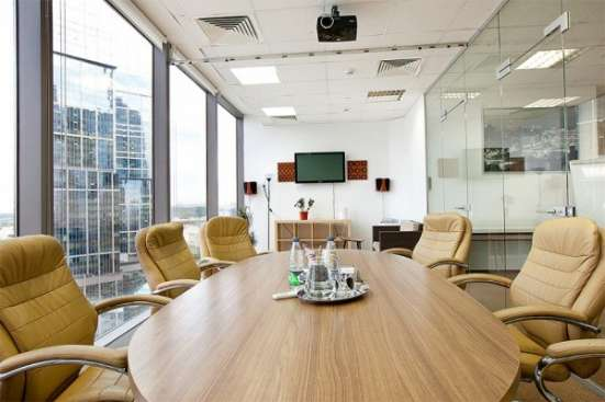 Предлагаем переговорную комнату Москва-Сити башня Федерация Фото 3