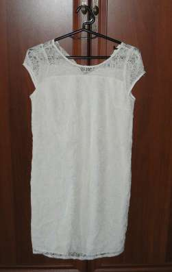 Платье новое Инсити с этикетками р.42-44 гипюровое
