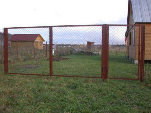 Ворота и калитки доставка