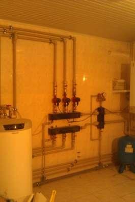 Монтаж систем отопления,водоснабжения,канализации в Сочи Фото 3