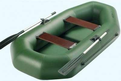 Надувная Лодка пвх Аква 240