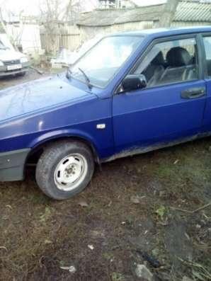 подержанный автомобиль ВАЗ 2109