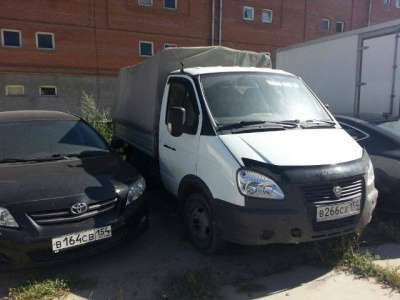 грузовой автомобиль ГАЗ 33025
