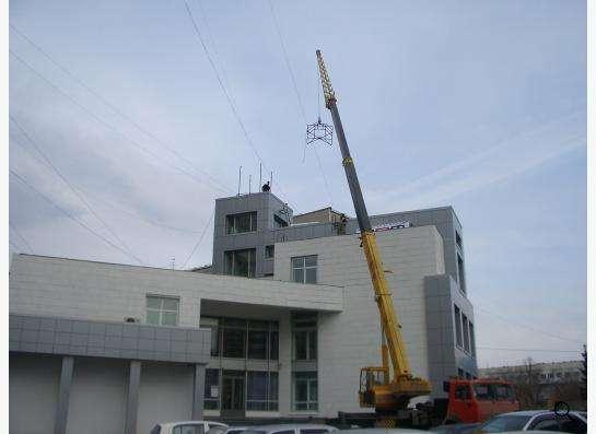 Услуги автокранов 30 тонн 22 метра до 30 тонн 47 метров.