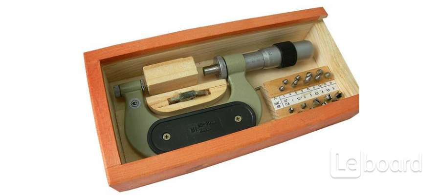 Прайс-лист на меры установочные для микрометров со вставками