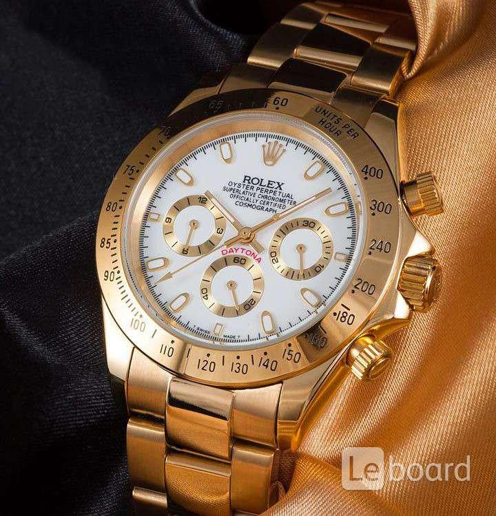 Часы rolex daytona копия купить в интернет магазине