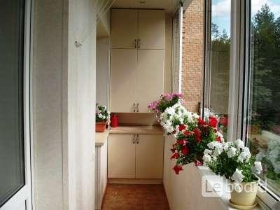 Изготовление и монтаж шкафов для балкона в астане - art-mark.
